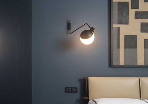 wall lamp for hotel room